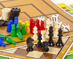 Board Gaming and Food for 2 deal deal image